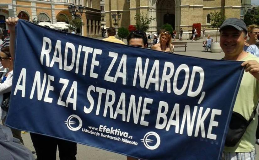 NBS i dalje u službi banaka!
